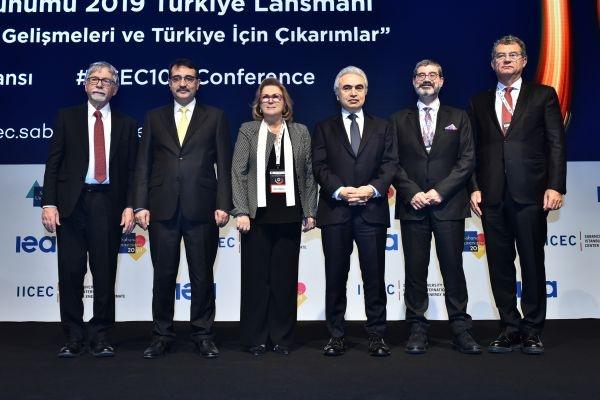 10. IICEC Konferansı, enerji dünyasını buluşturdu